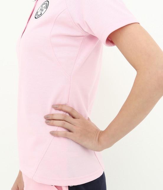 ジュン アンド ロペ | 【UV CUT】【吸水速乾】【接触冷感】ミリオンアイス切替半袖ポロシャツ - 11