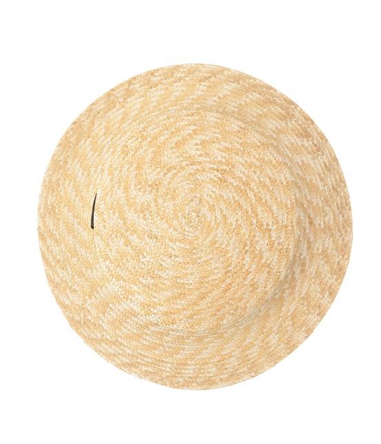 サロン アダム エ ロペ ウィメン | 【田中帽子×SALON】カンカン帽(太麦) - 8