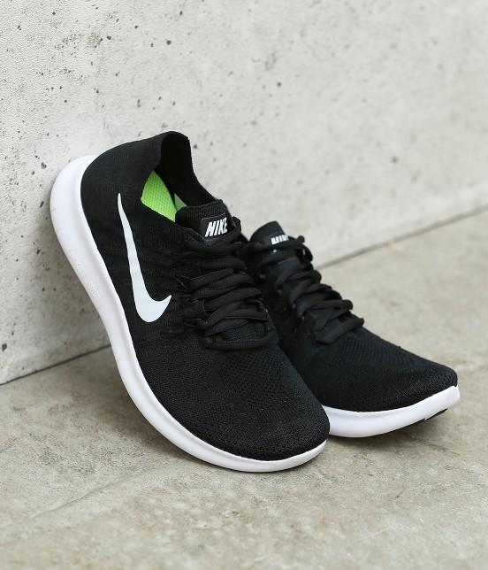 ナージー | 【Nike】Free RN Flyknit 2017 | ブラック
