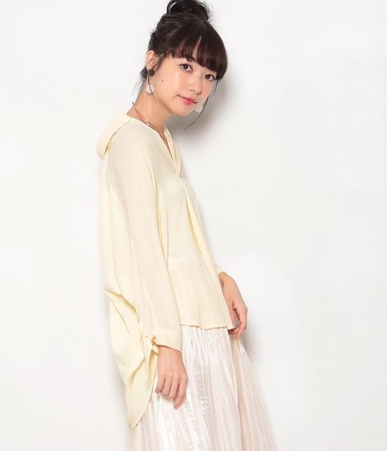 ロペピクニック | 【HIRARI COLLECTION】ヒラリボンシャツ - 8