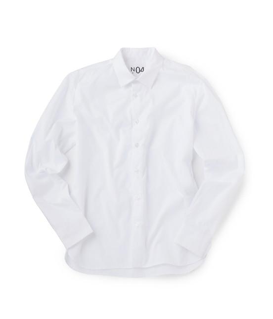 ル ジュン ウィメン | 【LE JUN STANDARD】【2016 SPRING CATALOG掲載】ホワイトシャツ | ホワイト