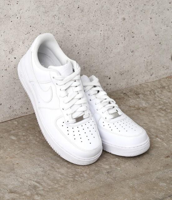 ナージー | 【Nike】Air Force 1 '07 Shoe | ホワイト