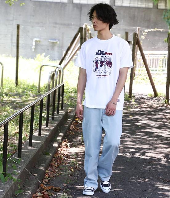 ジュンレッド | 【FINEBOYS 4月号掲載商品】【WEB別注】ワイドデニムパンツ - 9