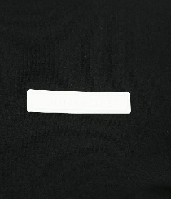 ジュン アンド ロペ | 配色切替Zipハイネックプルオーバー - 6