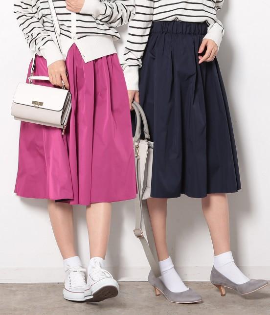 ロペピクニック   【再入荷!】【2WAY】ナイロンリバーシブルスカート