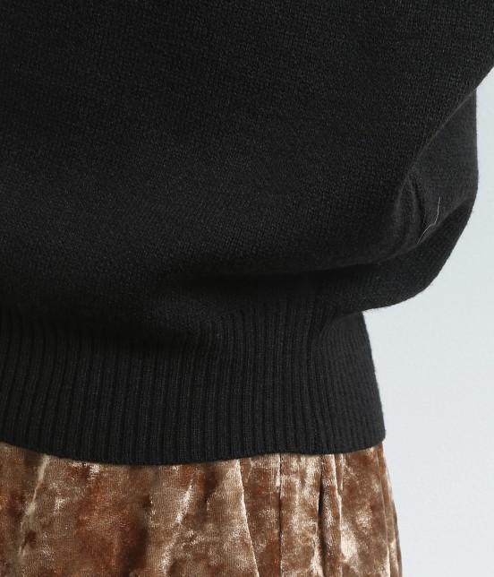 ロペピクニック | ★12/1ヒルナンデス!放映★袖レース刺繍ハイネックプルオーバー - 5