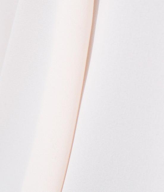 ビス | 【ティラウス(R)】異素材スキッパーブラウス - 8