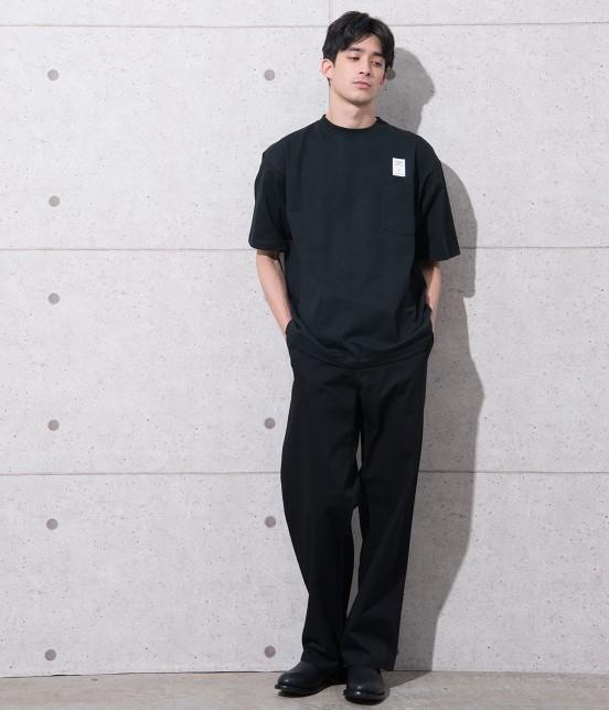 アダム エ ロペ オム | 【CAMBER for ADAM ET ROPE'】FAKE PRINT Tシャツ - 1