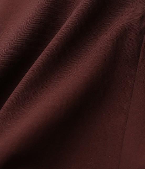 アダム エ ロペ ファム | 【50TH SPECIAL COLLECTION 辻直子監修】【BAILA 6月号掲載】ロングVネックワンピース - 16