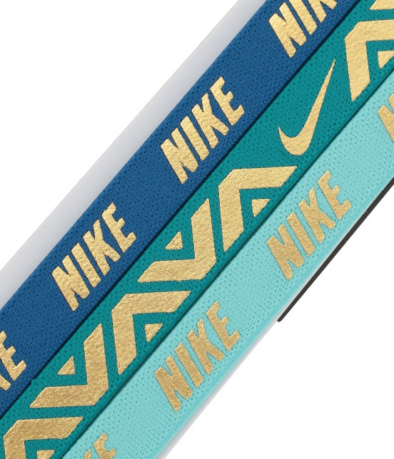 ナージー | 【Nike】Metallic Hairband 3pk - 1