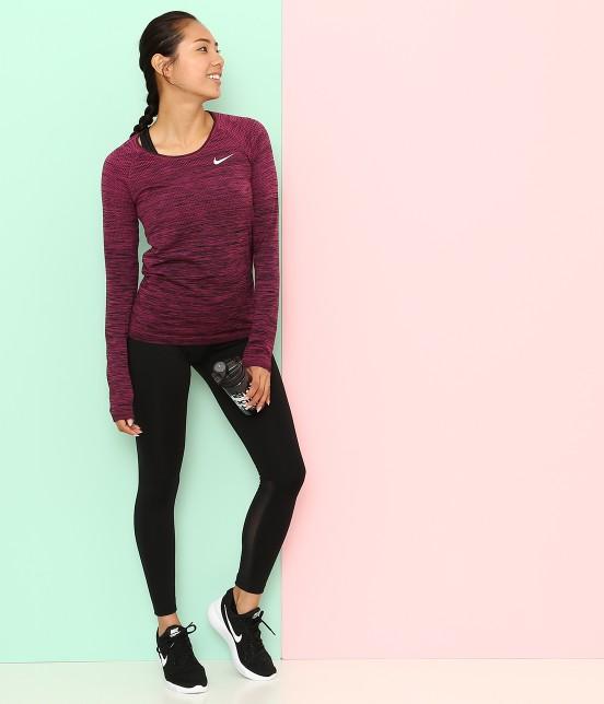 ナージー | 【Nike】power epic run tights - 1