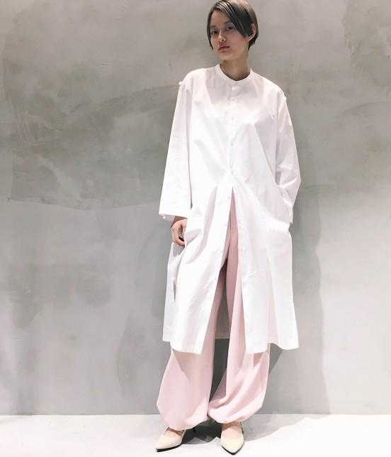 アダム エ ロペ ファム | FEMME&HOMME 【 ilk ADAM ET ROPE'】SHIRTS DRESS - 8
