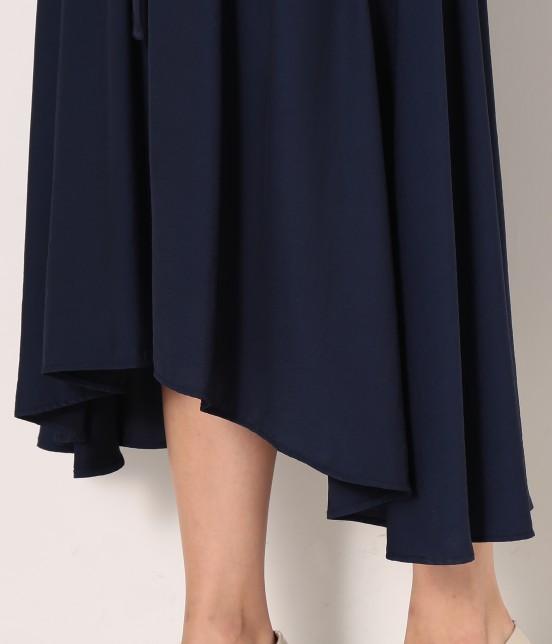 ロペピクニック | 【HIRARI COLLECTION】ヴィンテージサテンスカート - 6