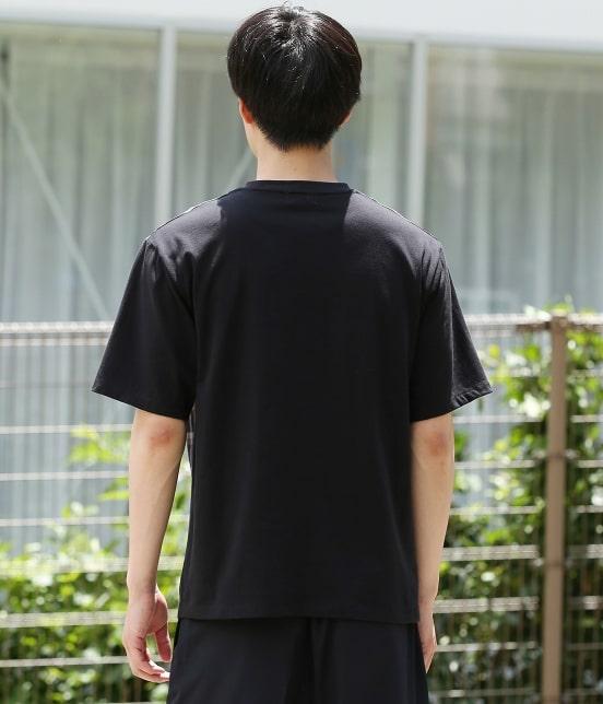 ジュンレッド   【予約】チェック布帛切替プルオーバーT - 2
