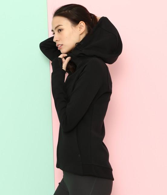 ナージー | 【Nike】 Sportswear Tech Fleece FZ Hoody | ブラック