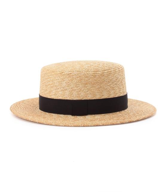 サロン アダム エ ロペ ウィメン | 【田中帽子×SALON】カンカン帽(太麦) - 2