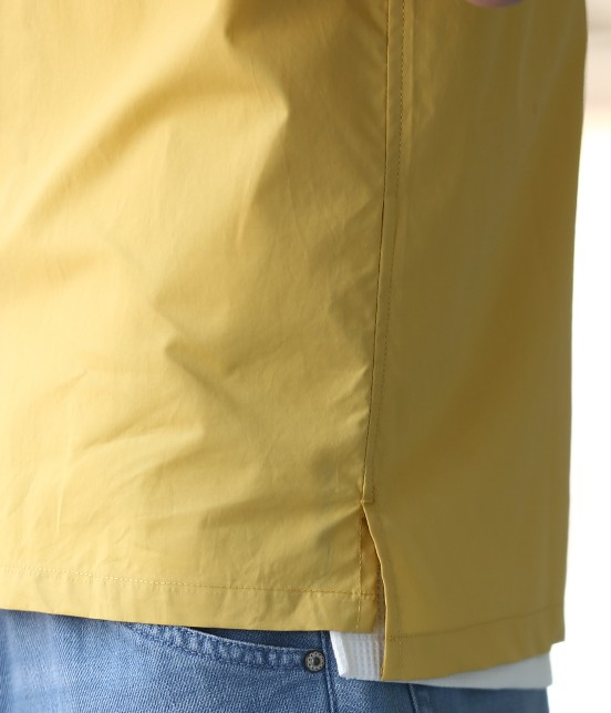 ジュンレッド | ドライコットンオープンカラーシャツ - 6