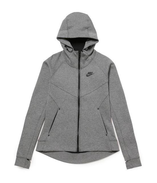 ナージー | 【Nike】 Sportswear Tech Fleece FZ Hoody | グレー系
