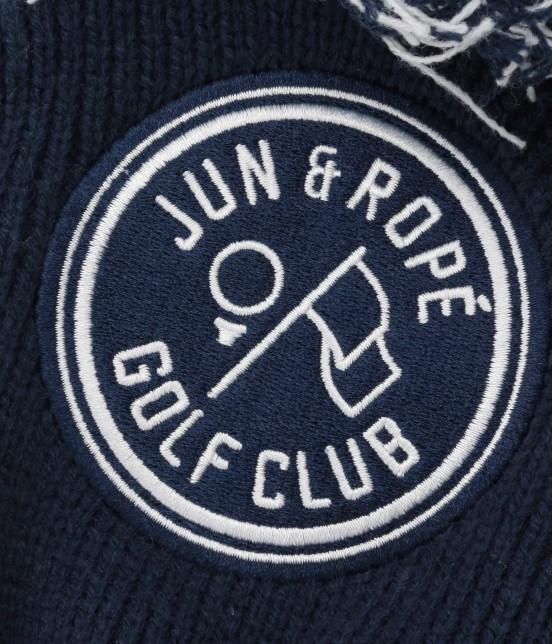 ジュン アンド ロペ | 【10%OFF Campaign】DR用ニットヘッドカバー - 2