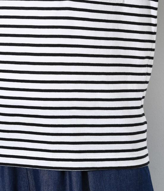ロペピクニック   クルーネックTシャツ - 6