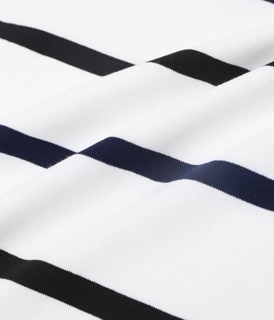 アダム エ ロペ ファム | 【新色】【Traditional Weatherwear】BIG MARINE BOATNECK - 11