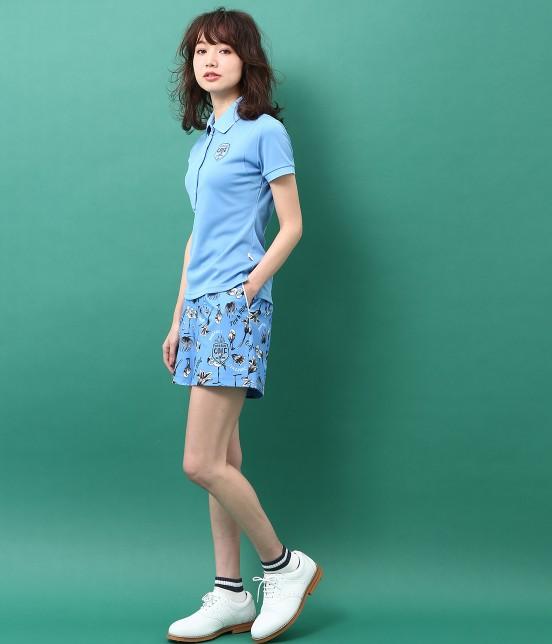 ジュン アンド ロペ | 【UV】【吸水速乾】COOL MAX切替ポロシャツ - 14
