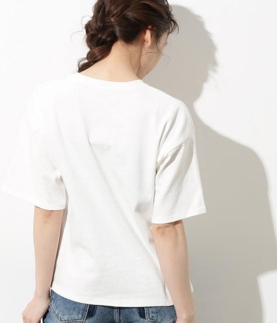 ビス | 【WEB限定】ロゴTシャツ - 2