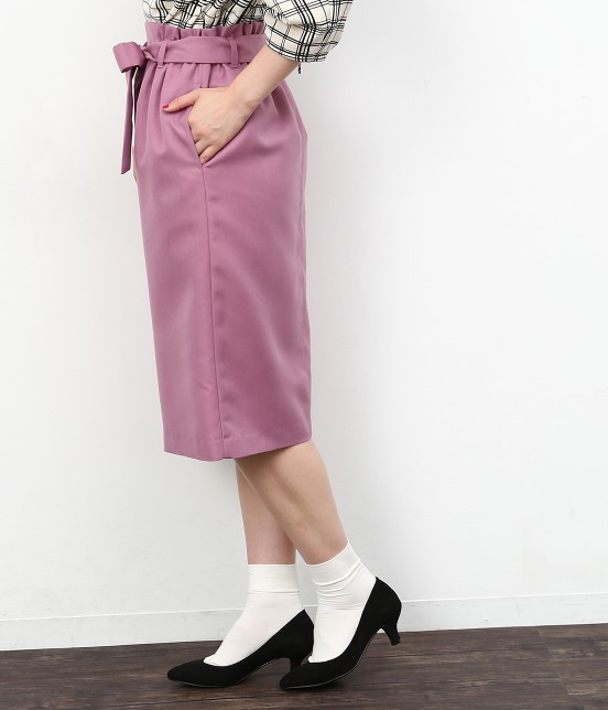 ロペピクニック | リボン付アイラインスカート - 1