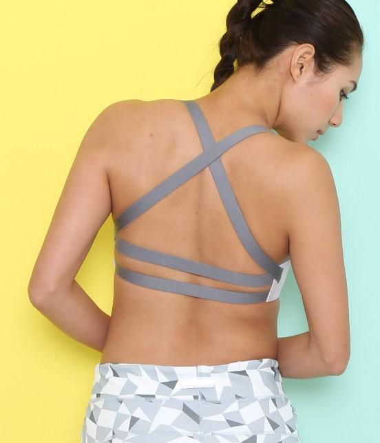 ナージー   【Nike】studio sports bra - 1