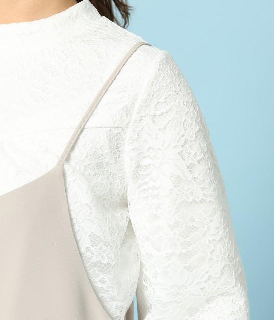 ロペピクニック   【予約】【WEB,一部店舗限定】ワイドクロップドオールインワン - 4
