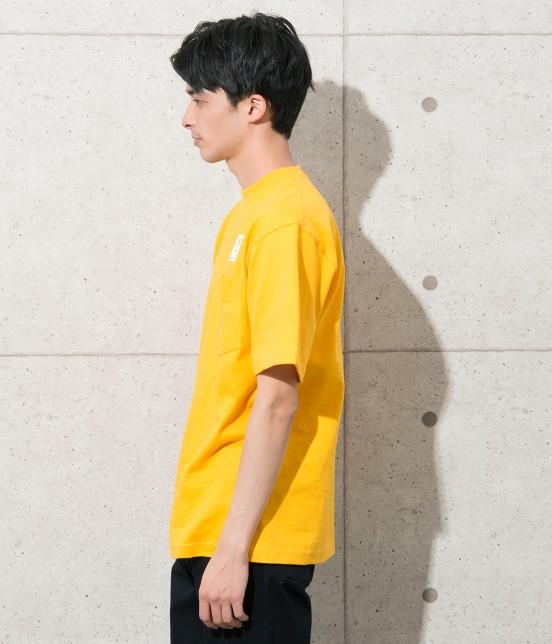アダム エ ロペ オム | 【CAMBER for ADAM ET ROPE'】FAKE PRINT Tシャツ - 5