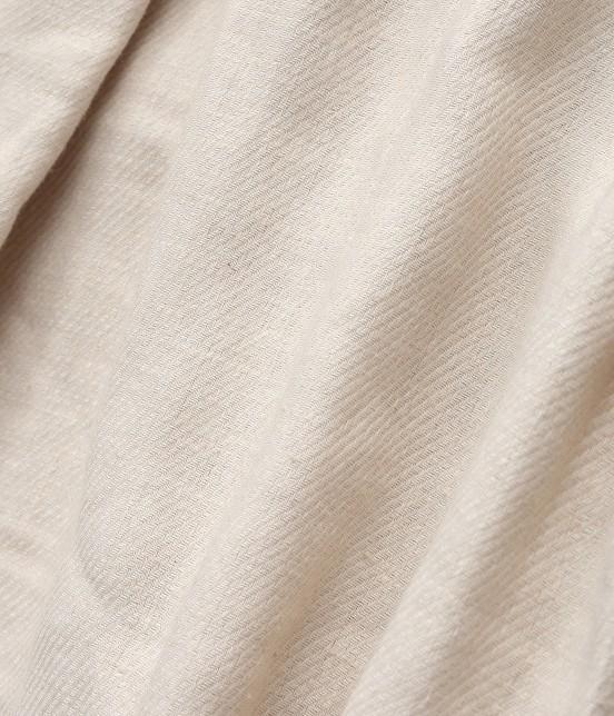 アダム エ ロペ ファム   【50TH SPECIAL COLLECTION 辻直子監修】【BAILA 6月号掲載】リネンカルゼ2WAYパンツ - 14