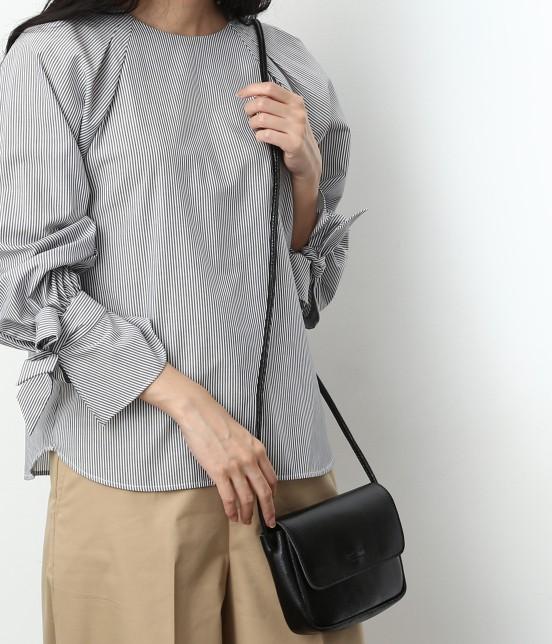 ロペピクニックパサージュ | 【TIMESALE】メタリックミニショルダーバッグ | ブラック系