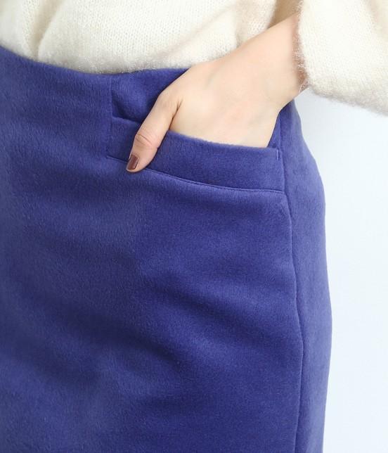 ロペピクニック | 【HAPPY PRICE】カラー台形スカート - 4