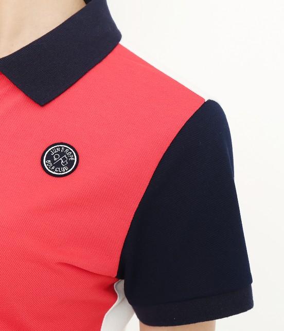 ジュン アンド ロペ | 【遮熱クーリング】【UVカット】コカゲマックスブロッキングポロシャツ - 5