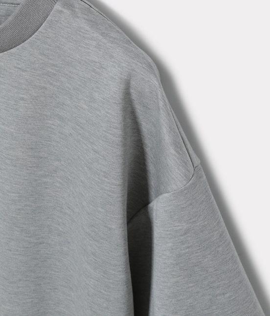 アダム エ ロペ オム | モックロディオーバーTシャツ - 3