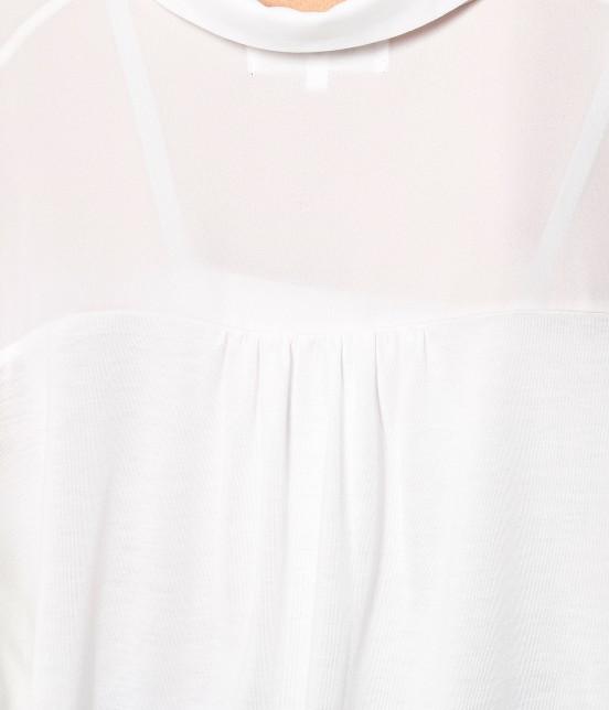 ロペピクニック | 【HIRARI COLLECTION】ヒラリボンシャツ - 9