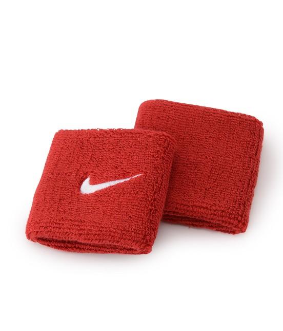 ナージー | 【Nike】Swoosh Wristband | レッド