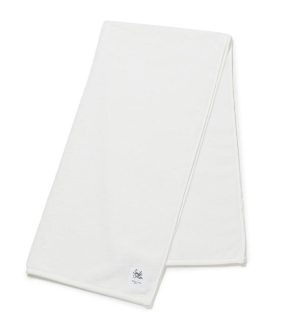 サロン アダム エ ロペ ホーム | 【Smile Cotton】バスタオル | ホワイト