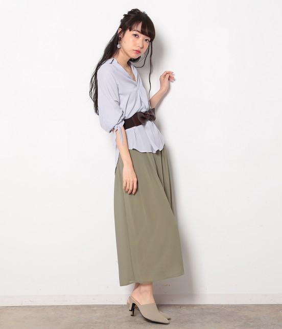 ロペピクニック | 【HIRARI COLLECTION】ヒラリボンシャツ - 15