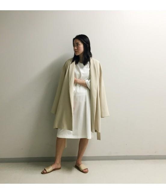 アダム エ ロペ ファム | FEMME&HOMME 【 ilk ADAM ET ROPE'】SHAWL GOWN - 10