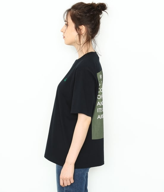 アダム エ ロペ ファム | 【UNITED COLORS OF BENETTON. FOR ADAM ET ROPE'】Color wall T-shirts - 7