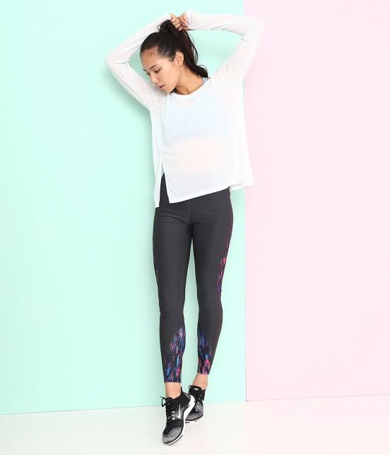 ナージー   【Nike】Power Poly Digital MDS Tights - 2