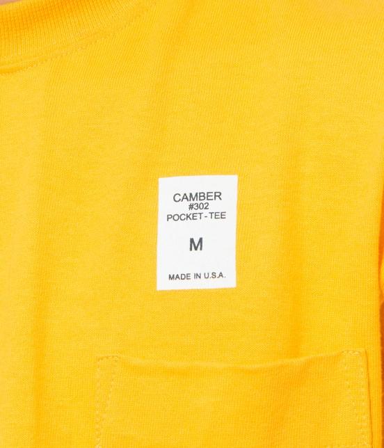 アダム エ ロペ オム | 【CAMBER for ADAM ET ROPE'】FAKE PRINT Tシャツ - 10