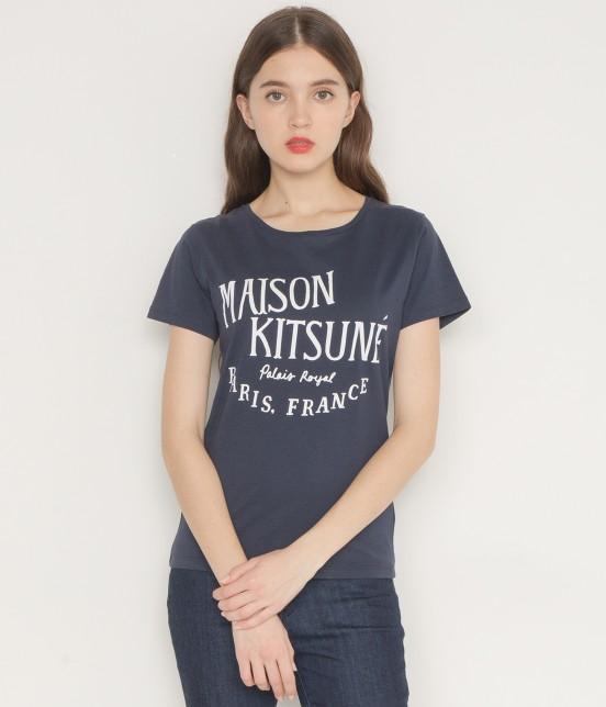 MAISON KITSUNÉ WOMEN   PERM TEE SHIRT PALAIS ROYAL - 9