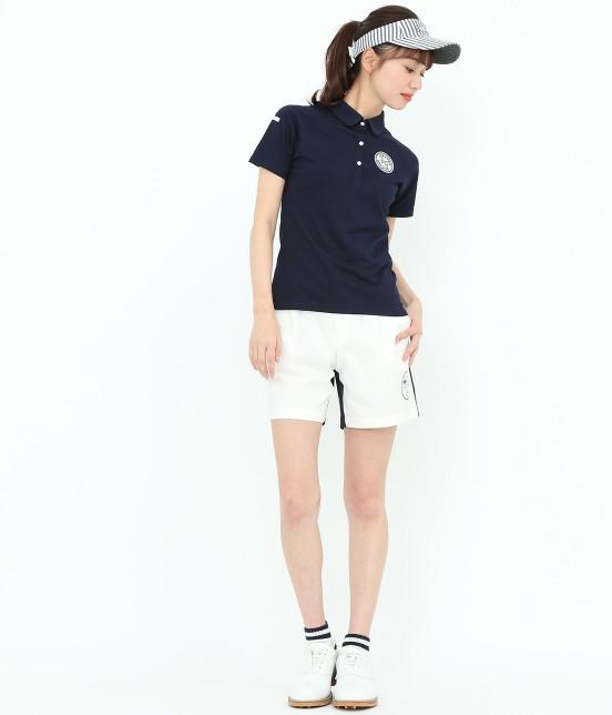ジュン アンド ロペ   【UV CUT】【吸水速乾】【接触冷感】ミリオンアイス切替半袖ポロシャツ - 15