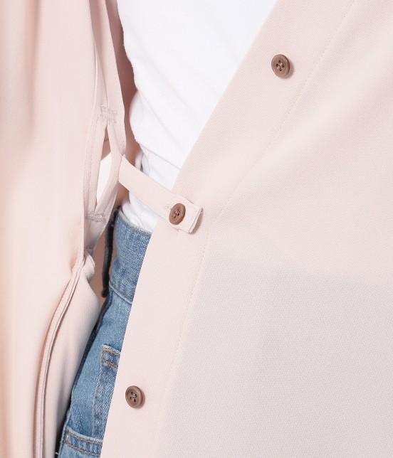 ロペ | 【ロペ シスターズ コレクション】【Oggi4月号掲載】コートワンピース - 8