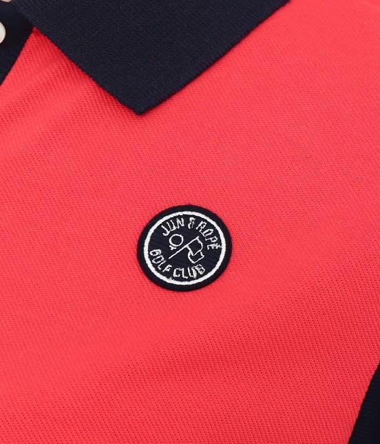 ジュン アンド ロペ | 【遮熱クーリング】【UVカット】コカゲマックスブロッキングポロシャツ - 4