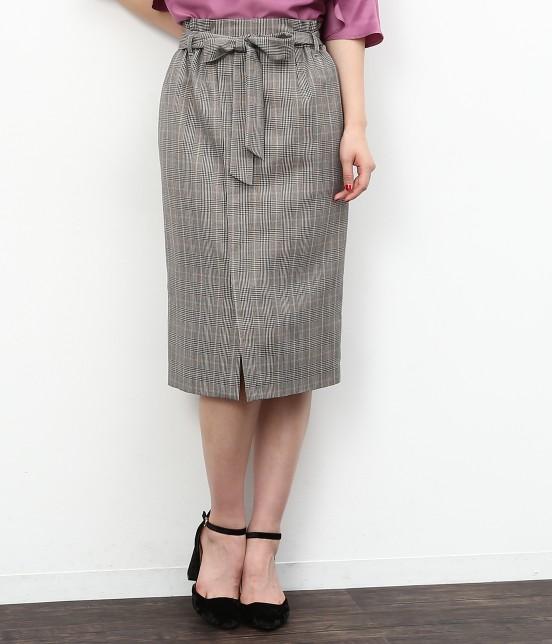 ロペピクニック | リボン付アイラインスカート