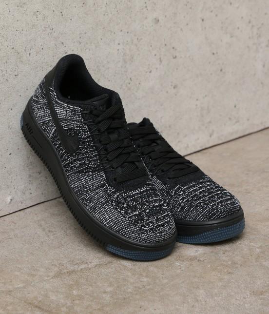 ナージー | 【Nike】Air Force 1 Flyknit LOW shoes | ブラック系